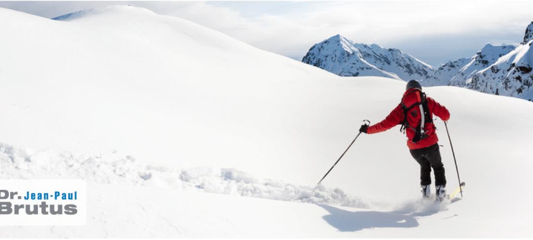Skieurs, attention à vos pouces!